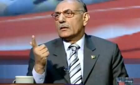 Why Some Politicians Are Afraid of Military Courts - Listen By Lt. Gen (R) Amjid Shoaib