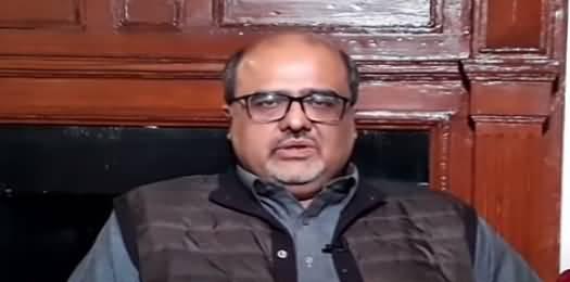 Will Imran Khan Accept Offer Of Broadsheet's Chief And Assist NAB? Shahzad Akbar Replies