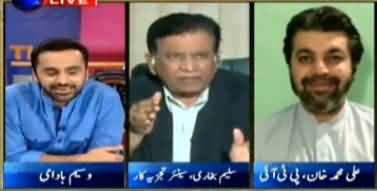 Will People Come on Roads With Imran Khan - Watch Saleem Bukhari Analysis