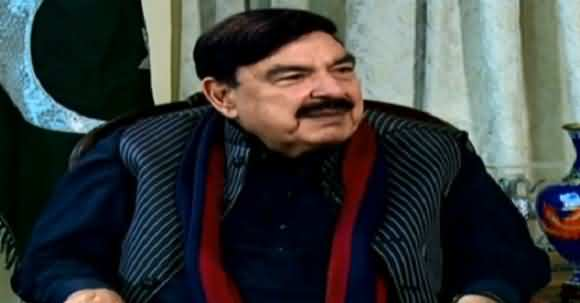Will PMLQ Remain PTI Ally? Listen Sheikh Rasheed Answer