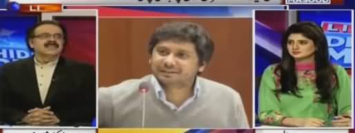 Wo Qissa Khatam Nahi Huwa Abhi - Dr. Shahid Masood on Cyril Almeid's News