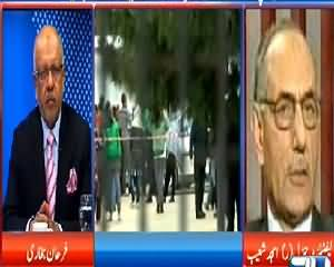 World 24 on Channel 24 (Iraq Mein Daish Ki Fatah) – 19th May 2015