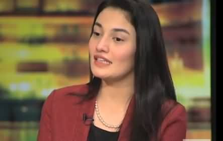 Would You Like To Take Selfie With Meera or Mathira - Listen Muniba Mazari's Reply
