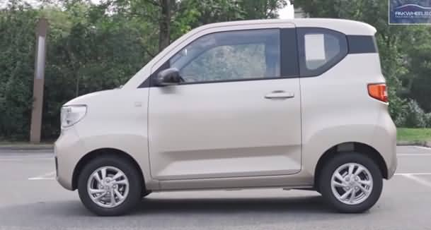 Wuling Hongguang Mini EV, A Car With A Price of Less Than One Million Rs, Will Soon Be In Pakistan