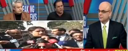 Yeh Desperation Nahi, Dar Hai - Kashif Abbasi Analysis on Bilawal's Speech