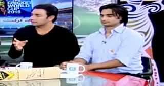 Yeh Hai Cricket Dewangi (Cricket World Cup Special) – 15th March 2015