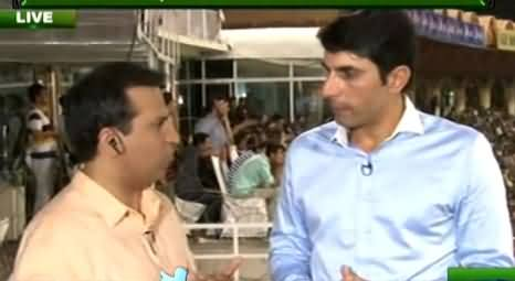 Yeh Hai Cricket Dewangi (Lahore Ka Ground Phir Saj Gya) – 24th May 2015