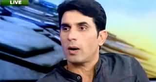 Yeh Hai Cricket Dewangi (Misbah-ul-Haq Special) – 29th March 2015