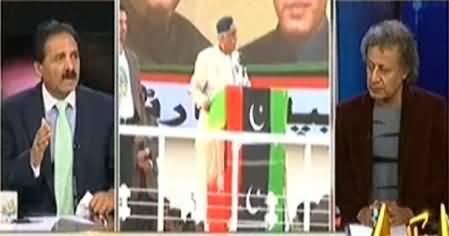 Yeh Kya Baat Hui (Deadlock in PTI and PMLN Talks) – 28th December 2014