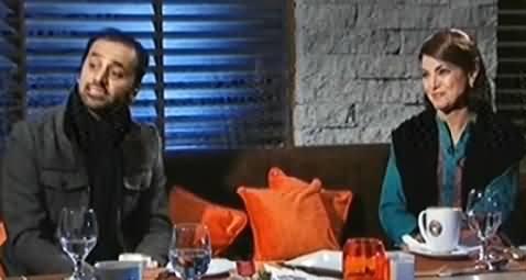 Yeh Kya Baat Hui (Discussion with Reham Khan and Waseem Badami) – 28th November 2014