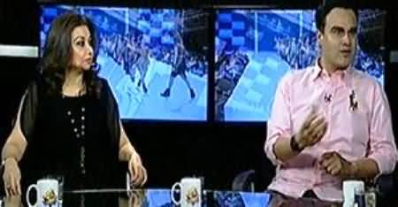 Yeh Kya Baat Hui (Future of Pakistan Fashion Industry) - 24th May 2014