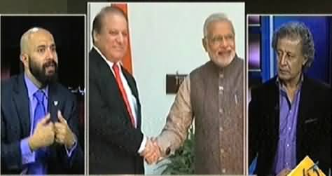 Yeh Kya Baat Hui (is Narendra Modi Better Than Nawaz Sharif?) - 7th November 2014