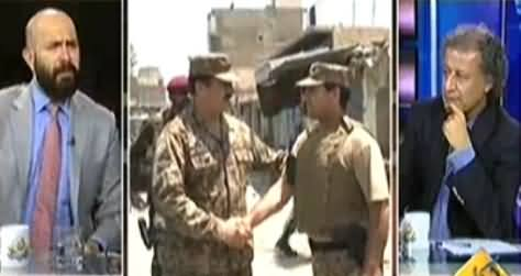 Yeh Kya Baat Hui (Operation Zarb e Azb Continued Successfully) – 11th October 2014