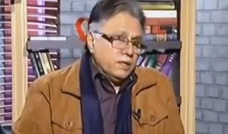 Yeh Us Ne Bongi Maari Hai - Hassan Nisar on Bilawal's Statement About Imran Khan