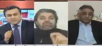 You Can Debate on Policies But Not on Results - Ali Muhammd Khan To Mansoor Ali Khan