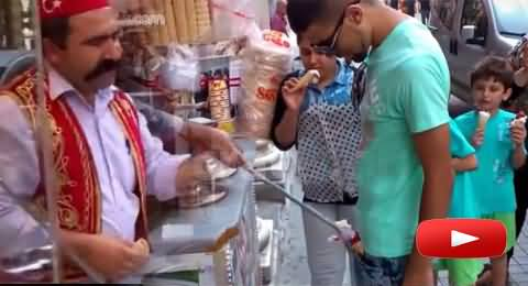 You Can Never Buy Ice Cream From This Guy - Extremely Funny Video