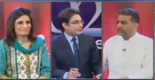 Zaeem Qadri Accepts That PTI's Raiwind March Was A Good Show