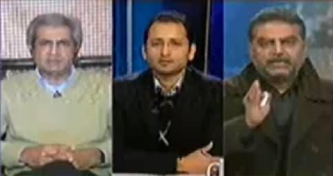 Zaeem Qadri and Umar Cheema (PTI) Using Very Cheap Language Against Each Other