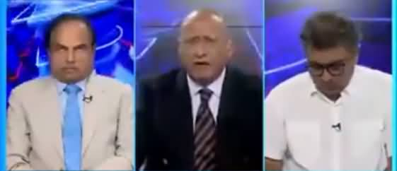 Zafar Hillaly Comments On Shoe Attack on Nawaz Sharif