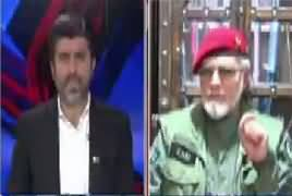 Zaid Hamid Criticizing Govt's Decision of Releasing Indian Pilot