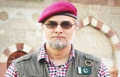 Zaid Hamid's Message to His Social Media Supporters After DG ISPR's Tweet