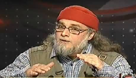 Zaid Hamid's Warning to Americans, Indians and Pakistan Political Leadership to Wake Up