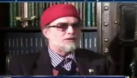 Zaid Hamid Sharing His Feelings When He Came Back To Pakistan From Saudi Jail