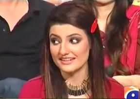 Zainab Jameel Singing Song in Khabarnaak and Khabarnaak Team Making Fun of Her