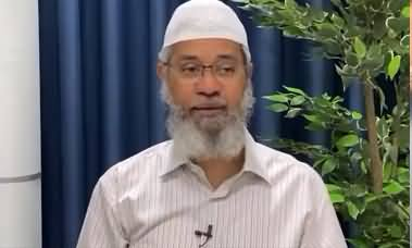 Zakir Naik Stance on Construction of Hindu Temple in Islamabad