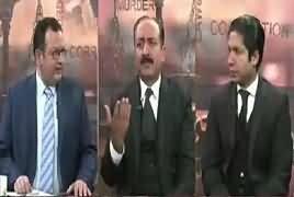 Zanjeer-e-Adal on Capital Tv (Asma Jahangir) – 16th February 2018