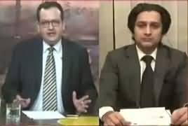 Zanjeer-e-Adal on Capital Tv (Issue of Turk Family) – 20th October 2017