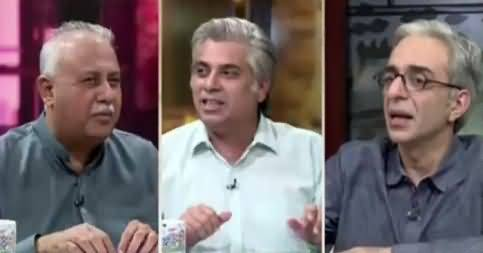 Zara Hut Kay (Jibran Nasir Became Victim of VIP Protocol) – 2nd July 2018