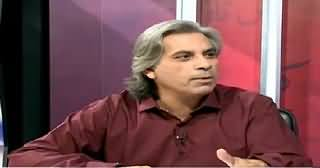 Zara Hut Kay on Dawn News – 13th April 2015