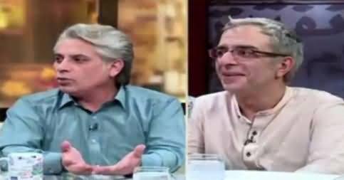 Zara Hut Kay (Pakistan Haalat e Jang Mein?) – 20th June 2017