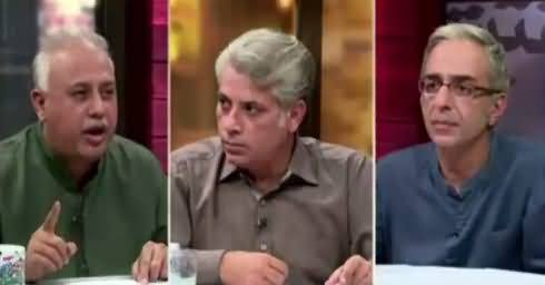 Zara Hut Kay (Panama Case, Chaudhry Nisar) – 27th July 2017