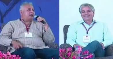 Zara Hut Kay (Sindh Literature Festival) – 2nd October 2017