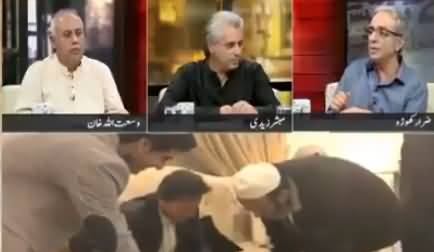 Zara Hut Kay Team's Comments on Imran Khan's Third Marriage & Role of Media