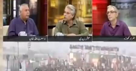 Zara Hut Kay Team's Critical Comments on Imran Khan's Political Strategy
