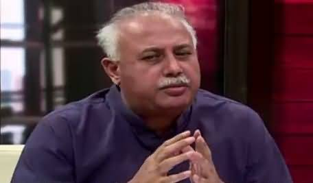 Zara Hut Kay (What Nawaz Sharif Want to Do?) – 7th August 2017