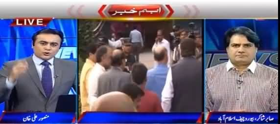 Zardari is Playing on Both Sides of The Wicket - Sabir Shakir's Analysis