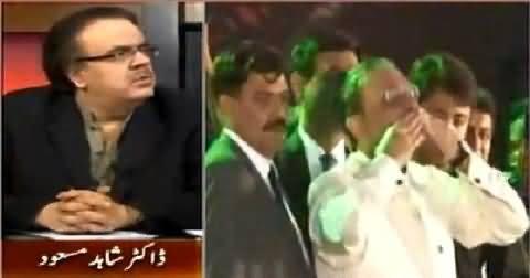 Zardari Was Trying to Make Establishment Happy - Dr. Shahid Masood Analysis on Zardari's Speech