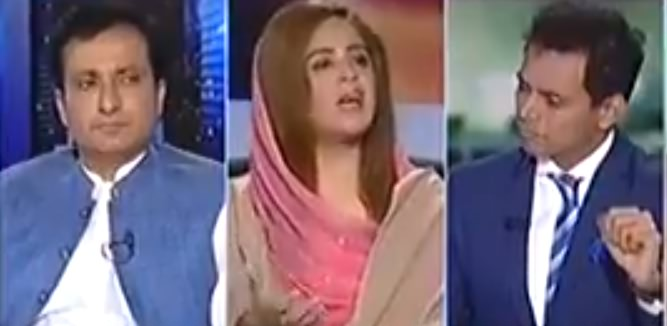 Zartaj Gul's Befitting Reply To Khawaja Saad Rafique on His Allegations of Horse Trading