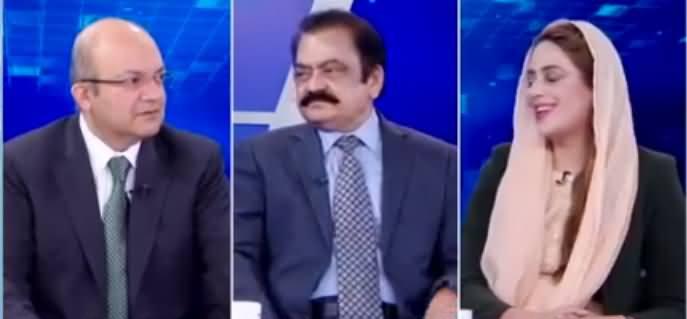 Zartaj Gul Thrashes Rana Sanaullah on PMLN's Family Politics