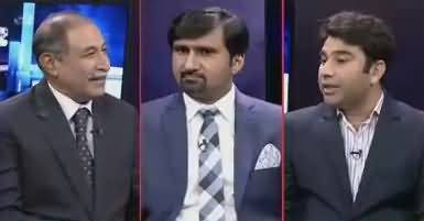 Zer-e-Behas (Donald Trump Ki Dhamki) – 22nd September 2017