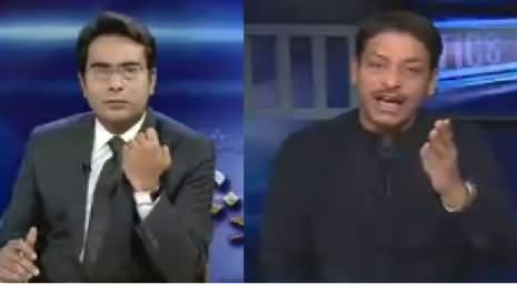 Zer e Behas (Faisal Raza Abidi Exclusive Interview) – 20th January 2016