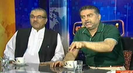 Zer e Behas (Is PEMRA A Complete and Working Institution) - 8th June 2014