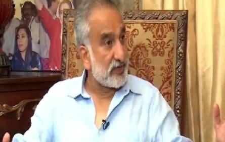 Zer-e-Behas (Zulfiqar Mirza Exclusive Interview) – 25th April 2015
