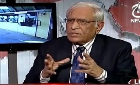 Ziauddin Bashing Rana Sanaullah and Declaring Him Notorious and Criminal