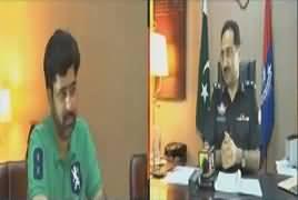 Zimedar Kon on ARY News (Crime Show) – 8th October 2017