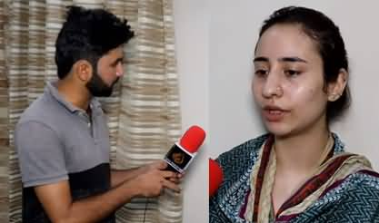 Zobia Meer (Sister of Arsalan) Interview, Tells How Her Brother Used to Beat His Mother